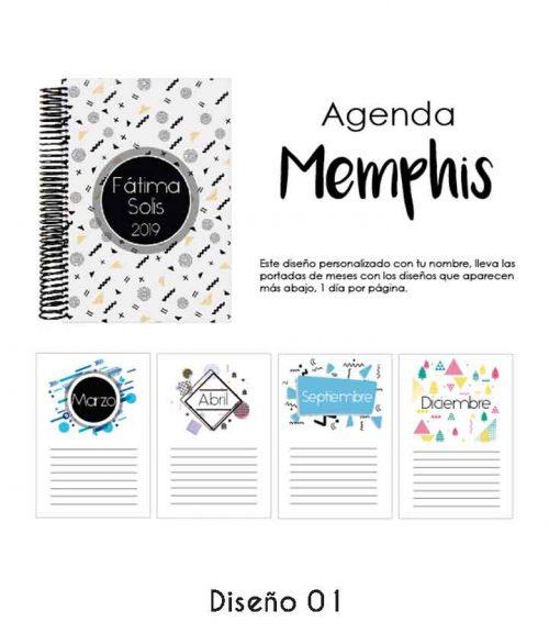Agenda Memphis