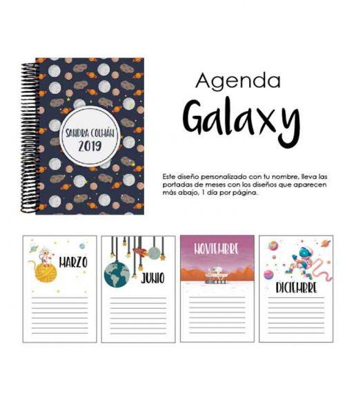 Agenda Galaxy