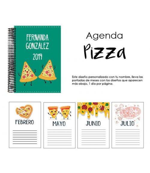 Agenda Pizza