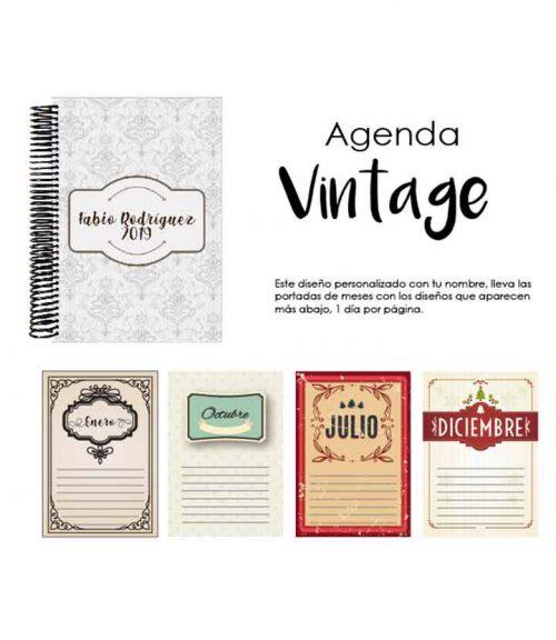 Agenda Vintage