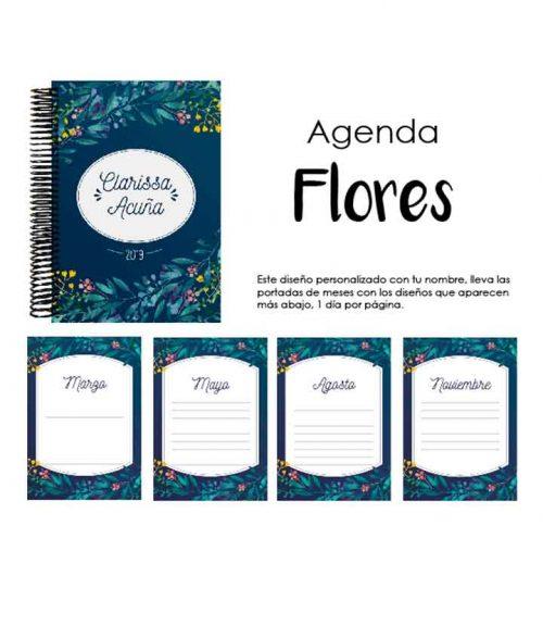 Agenda Flores