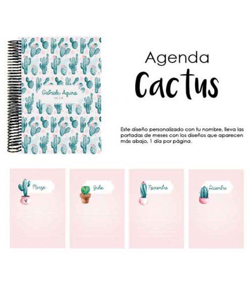 Agenda Cactus